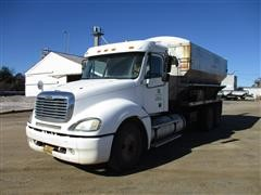 2007 Freightliner Columbia 120 T/A Auger Truck