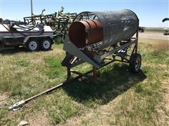 Rotating Seed Cleaner