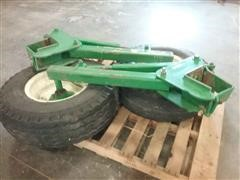 Toolbar Gauge Wheels