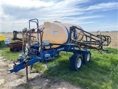Broyhill 9690 Trailmate 1000-Gal Pull-Type Sprayer