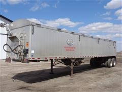2007 J-Mark SE Live Bottom Trailer