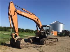 Hitachi EX220LC-3 Excavator