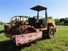 1997 Dynapac CA151D Single Drum Padfoot Roller/Compactor