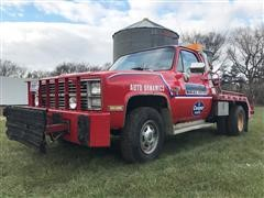 1983 Chevrolet 4x4 Tow Truck