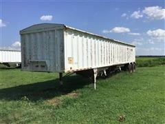 1998 CPS T/A Hopper Bottom Grain Trailer
