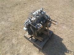 Kubota 4 Cylinder Diesel Engine