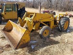 Massey Ferguson 40 2WD Industrial Tractor W/Loader