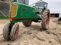 1939 Oliver 70 2WD Tractor