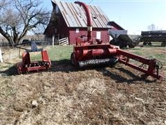 Case IH 3720 Pull-Type Forage Harvester