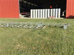 Grain Aeration Fans & Tubes & Ladders