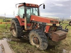 Case IH 8950 MFWD Parts Tractor