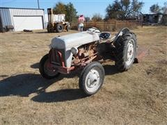 1942 Ford 9N 2WD Tractor With Ford 90i 5' Rotary Mower