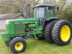 1982 John Deere 4640 2WD Tractor
