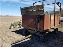 Stan-hoist 8'x11' Harvest Wagon