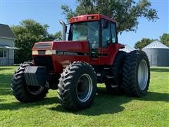 1989 Case IH 7130 MFWD Tractor