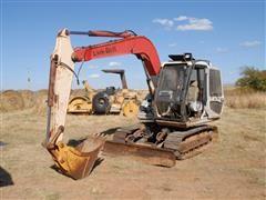 1998 Link-Belt 1600 Quantum Midi-Excavator