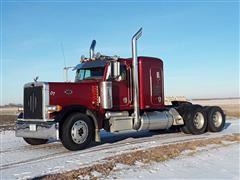 2007 Peterbilt 379 T/A Truck Tractor