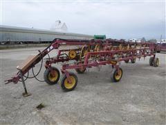 New Holland HT154 16 Wheel Rake