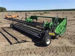 John Deere 212 Rake Up Pickup Head