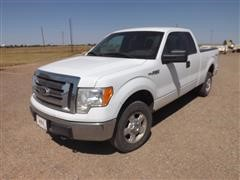 2010 Ford F150XLT 4x4 Extended Cab Pickup