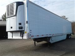 2012 Utility 3000R T/A Reefer Trailer