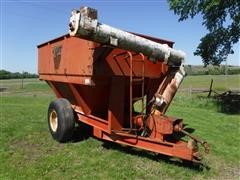 UFT 400 Bushel Grain Cart