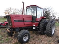 1982 International 5288 2WD Tractor For Salvage Or Rebuild