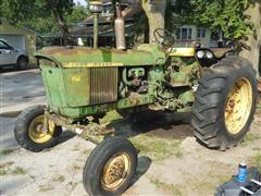 1962 John Deere 3010 2WD Tractor