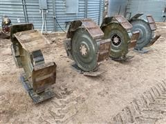 Cheif Walker Steel Pivot Wheels