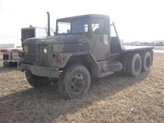 1969 AM General M352A T/A Flatbed Truck