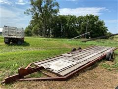 Donahue 8-28 Implement Trailer