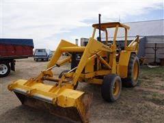 John Deere 500C Loader Backhoe