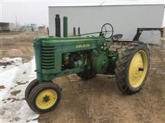 1947 John Deere A 2WD Tractor