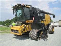 2011 Claas Lexion 770TT Tracked Combine