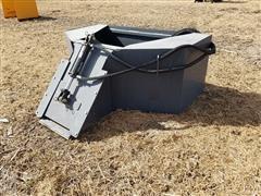 2020 Wolverine Concrete Bucket Skid Steer Attachment