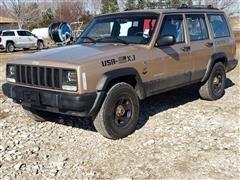 1999 Jeep Cherokee SE 4x4 SUV
