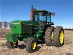 1986 John Deere 4650 2WD Tractor