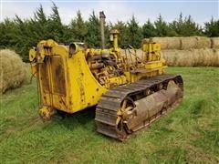 Caterpillar D7 Crawler Tractor W/ Cable Control