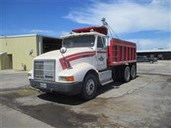 1993 International 9400 SBA T/A Dump Truck