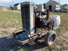 GM 454 Natural Gas Power Unit