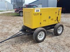 2010 Midland GF3-30KW Silent Portable Generator