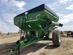 Brent 776 Grain Cart