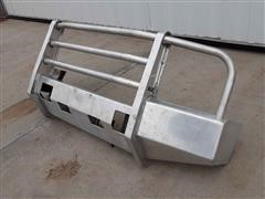 Truck Defender Aluminum Full-Replacement Bumper