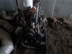 Ford 300 CID 6 Cylinder Power Unit