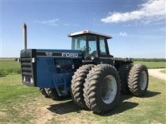 1991 Versatile 846 Designation 6 4WD Tractor