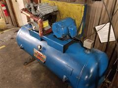 Sandborn 120 Gallon Air Compressor