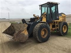 2006 John Deere 444J Wheel Loader