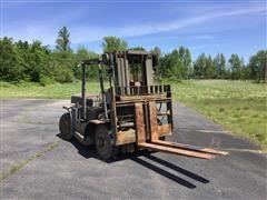 Hyster H100F-AF-48 Forklift