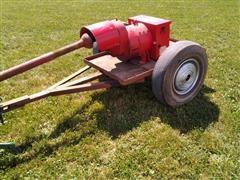Wincor 25/15. PT2 Tractor Driven Alternator