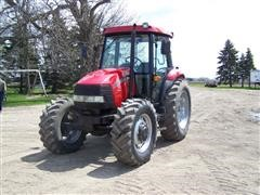 2006 Case IH JX85 MFWD Tractor